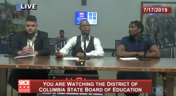 District Teacher Panel