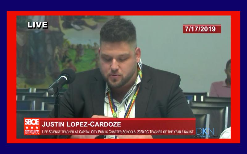 Justin Lopez-Cardoze 2019