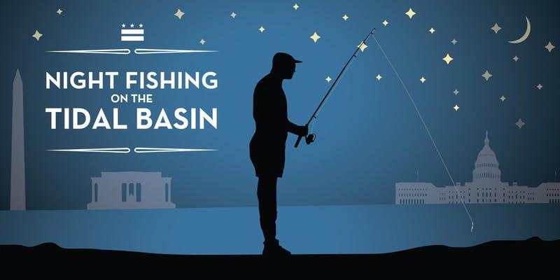 night fishing banner