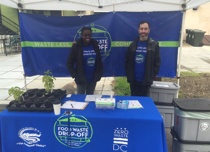 Food Waste Drop Off Program