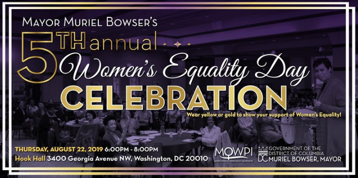 Women's Equality Day Mixer