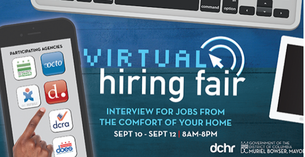 Virtual Hiring Fair