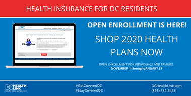 DC Open Enrollment (Nov 2019)