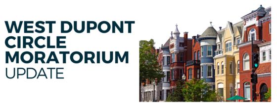 West Dupont Circle Zone Moratorium