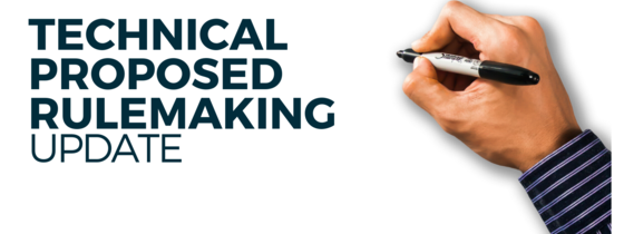 Technical Proposed Rulemaking 2