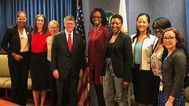 FERC Women EmPOWERing Women program