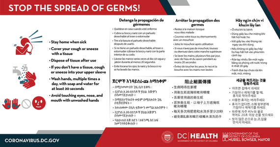 Stop  the Germs