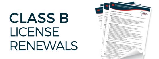 Class B Renewals (2)