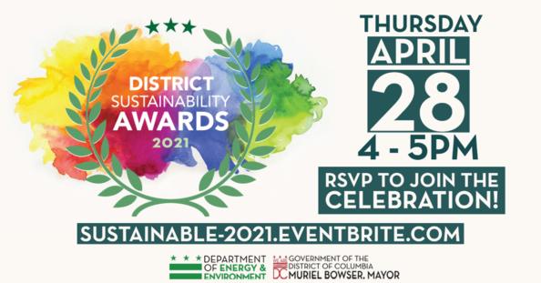Sustainability Awards Header