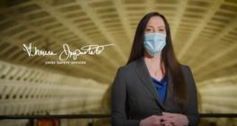 Metro Staying Safe Video