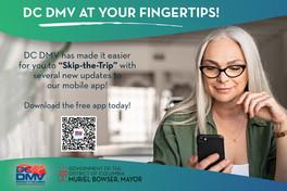 DC DMV Mobile App