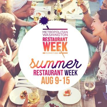 Summer Restaurant Week
