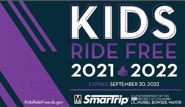 Kids Ride Free