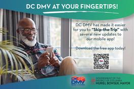 DMV Mobile App