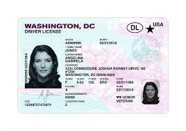 REAL ID Image Woman