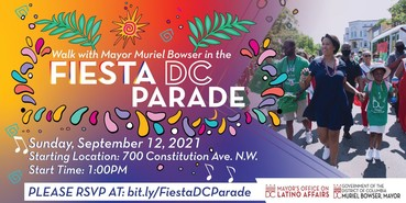 Fiesta DC Parade