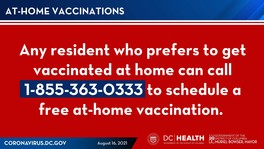 At-Home Vaccinations
