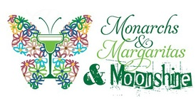 Monarchs and Margaritas logo