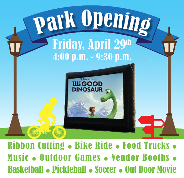 Park Opening