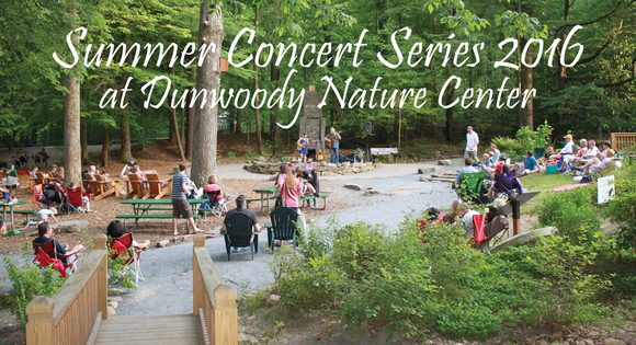 Dunwoody Nature Center Concert Series
