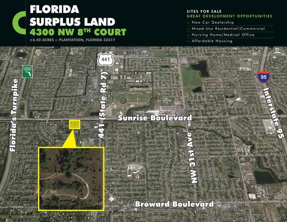 Broward county property for bid
