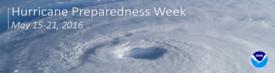 Hurricane Preparedness Week image