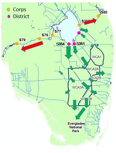 Lake O Map 7.18.16