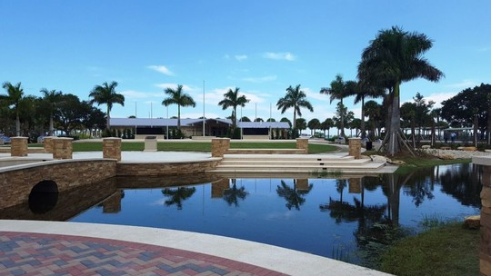 Fort Pierce Veterans Stormwater Park