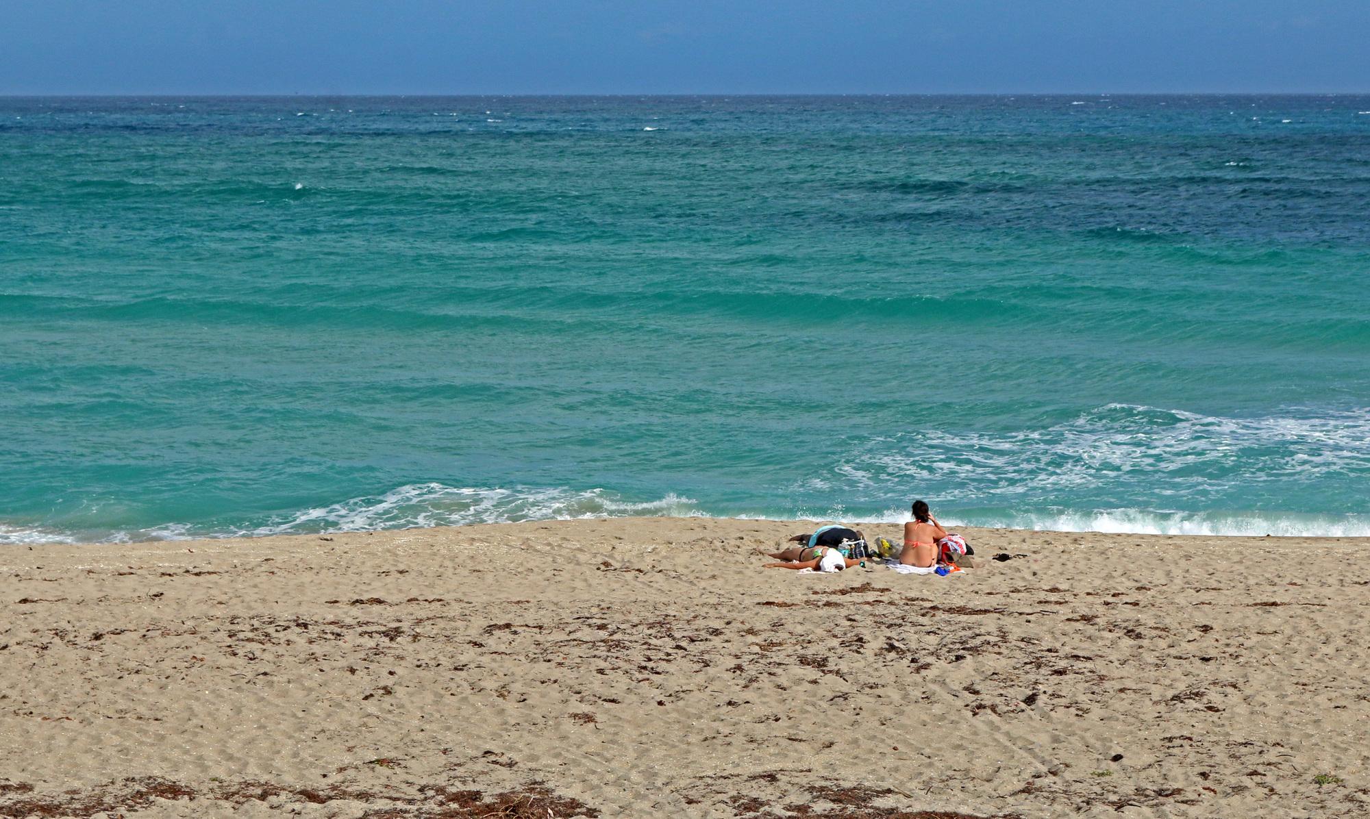Watch Now: MacArthur Beach Blog