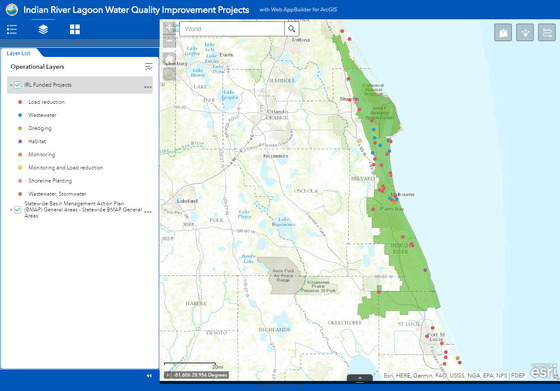 IN FOCUS TAKING A CLOSER LOOK AT THE INDIAN RIVER LAGOON - Indian river lagoon map