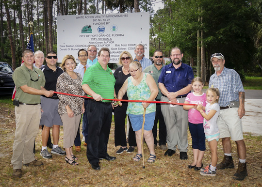 Port Orange Ribbon Cutting