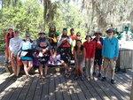 May 2017 Paddlesports Training Group at Lake Louisa State Park, by Doug Alderson