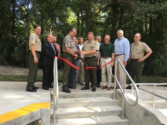 Wekiwa Springs Ribbon Cutting