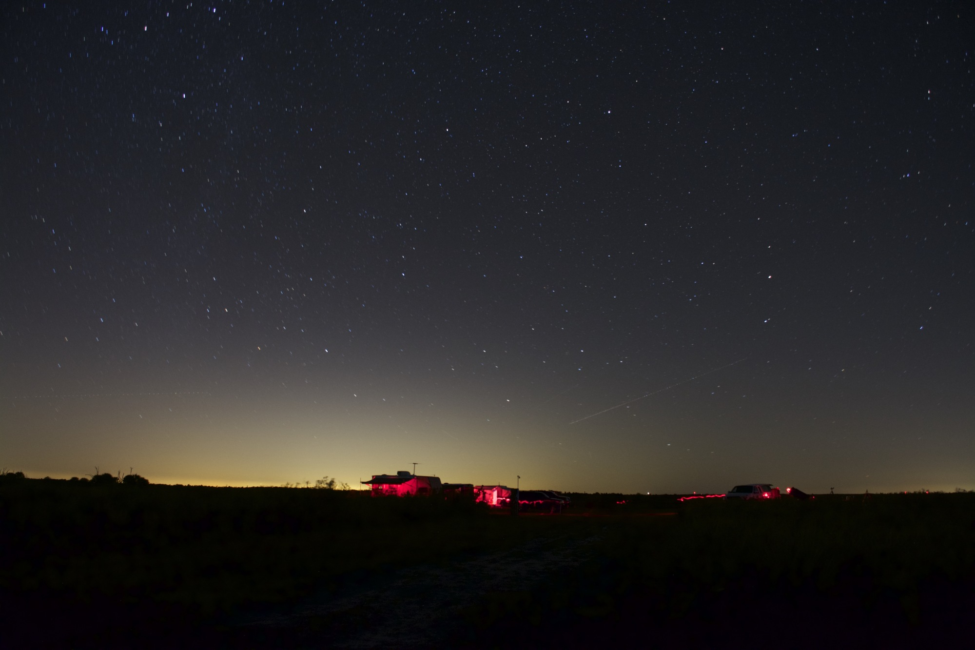 Star Gazing at Kissimmee Prairie Preserve State Park