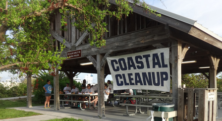 Coastal Cleanup Event for Earth Day