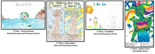 Bay County Poster Winners