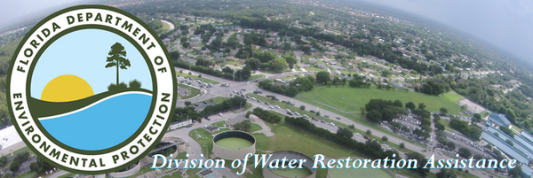 Division of Water Restoration Assistance Water Infrastructure Banner