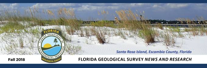 Florida Geogolical Survey News and Research Fall 2018