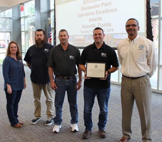 NWD Plant Excellence Awards Winners