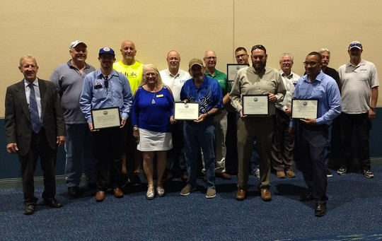 South District Plant Excellence Award Winners