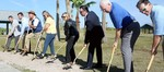 groundbreaking for the Coastal Anclote Trail