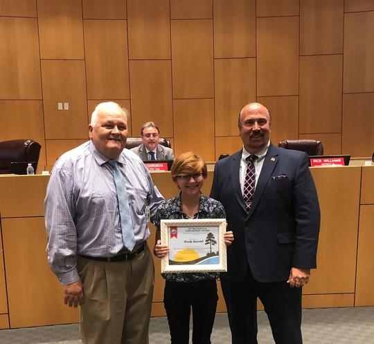 Bascomb Env. Stewardship Award
