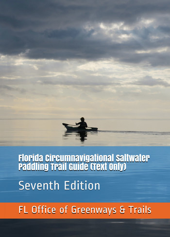 front cover of circumnavigational trail guide