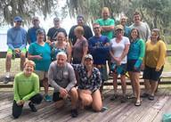 Fall 2019 Florida paddlesports training class