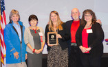 Palatka officials with regional award