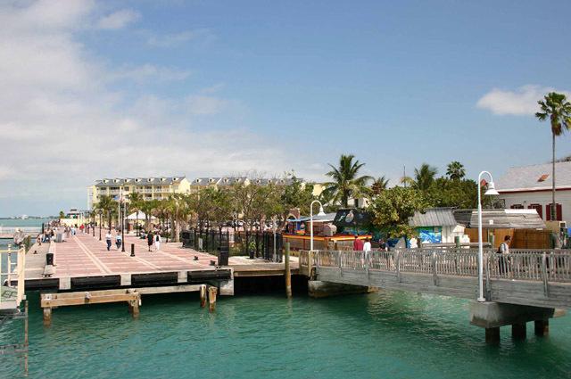 NAS Key West Promenade