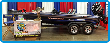 Phoenix Boats TrophyCatch bass boat