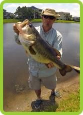 TrophyCatch bass angler