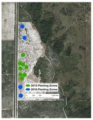 2016 Planting Zones