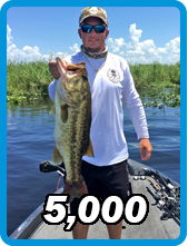 5,000 TrophyCatch submissions!